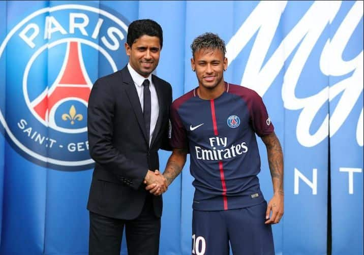 PSG Chief Under Investigation For Corruption Charges