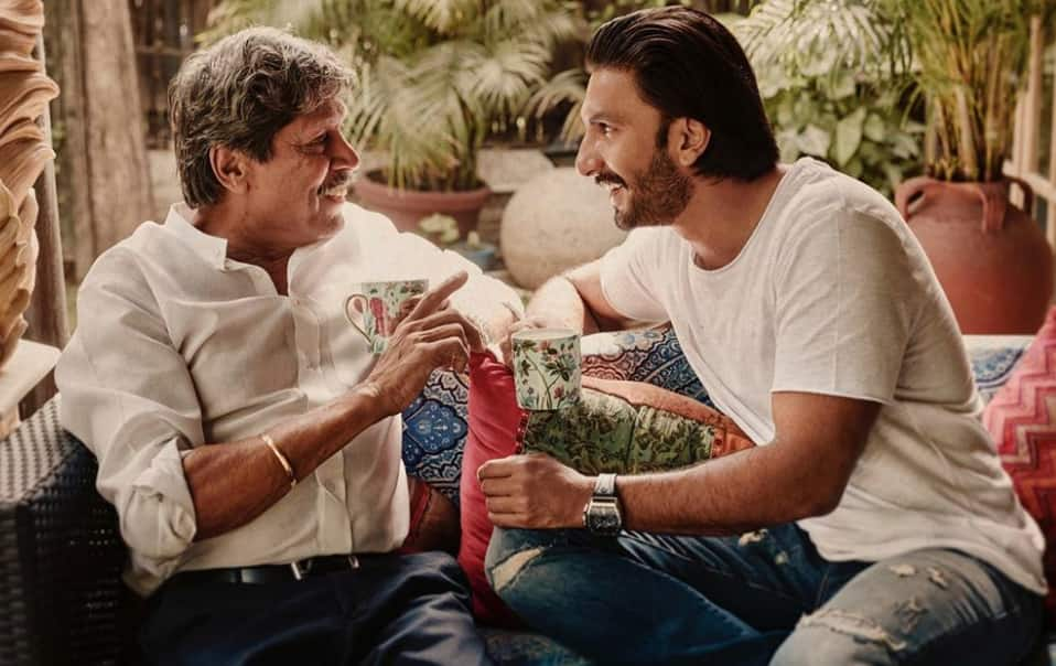 Ranveer Singh Reveals Cast Of Kapil Dev Biopic