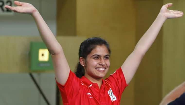 Shooter Manu Bhaker Wins Olympic Quota In Air Pistol