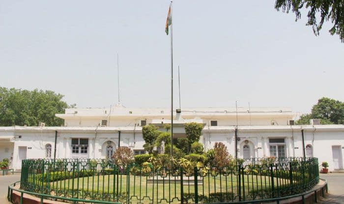 Congress headquarters in New Delhi. Photo Courtesy: IANS