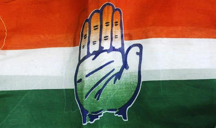 Congress symbol. Photo Courtesy: IANS