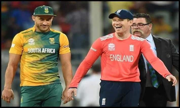 Cricket World Cup England vs South Africa Match Live Streaming-Picture Credits-Twitter