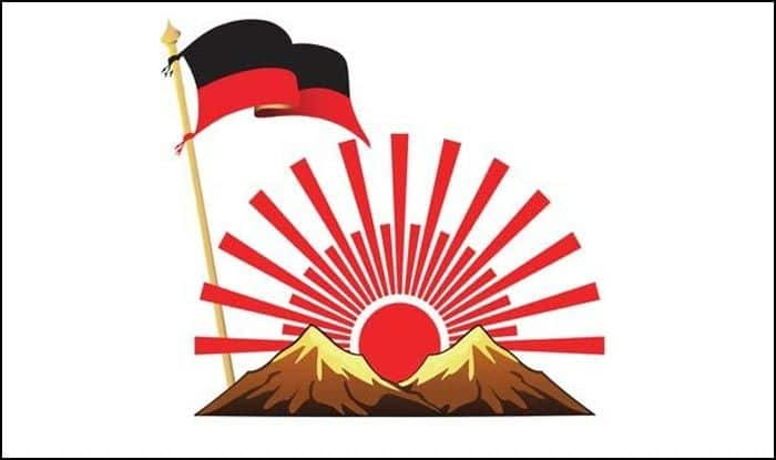 DMK symbol. Photo Courtesy: IANS