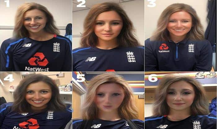 England Cricket Stars, Gender Swap, Snapchat, Snapchat Filter, Joe Root, Ben Stokes, Eoin Morgan, Jos Buttler, England vs Pakistan, England Cricketers Try Snapchat Filter, Latest Cricket News
