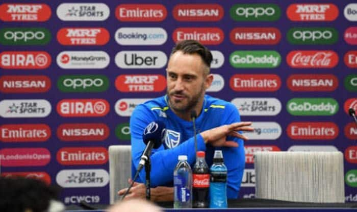 India vs South Africa, Faf du Plessis, Dale Steyn, ICC Cricket World Cup 2019, Faf du Plessis World Cup, Cricket News, Du Plessis, Virat Kohli, Steyn Injury