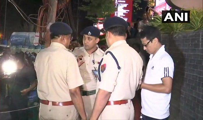 Grenade attack in Assam