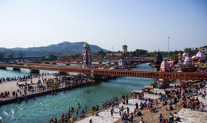 Haridwar: Of Ghats, Temples, Religious Offerings And Ashrams