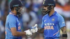 Kohli Pips Rohit to Become Leading Run-Getter in T20I Cricket