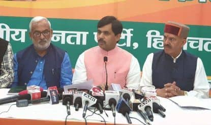 BJP's Shahnawaz Hussain Alleges 'Conspiracy' by TMC to Eliminate Amit Shah