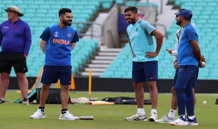 India training ahaead of the World Cup_Picture credits-Twitter