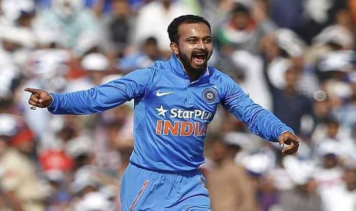 Kedar Jadhav declared fir for ICC WC
