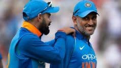 Kohli, Dhoni Top Chart For Most Searched Cricketers Globally, Reveals Latest Study