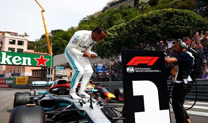 F1, Lewis Hamilton, Valtteri Bottas, Monaco GP, Mercedes, Ferrari, Hamilton tops Monaco GP qualifying, Sebastian Vettel, Max Verstappen