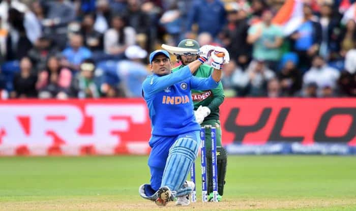 MS Dhoni, Virat Kohli, Dhoni Century, ICC Cricket World Cup 2019, India vs Bangladesh, Cricket News, KL Rahul, Dhoni-Kohli, World Cup warm-up