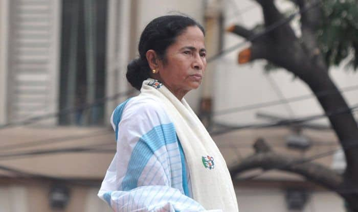 West Bengal CM Mamata Banerjee. Photo Courtesy: IANS