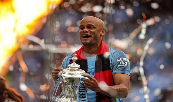 Manchester City's Vincent Kompany set to leave club_Picture Credits-Twitter