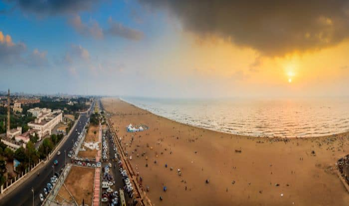 Top 5 Must-Visit Beaches of Tamil Nadu