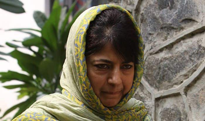Former Jammu and Kashmir CM Mehbooba Mufti. Photo Courtesy: Getty Images