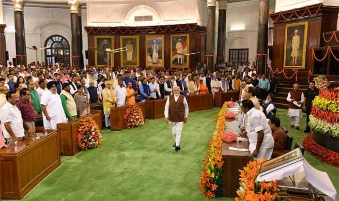 With PM Modi, New Cabinet Set to Take Oath Today; All Eyes on Who Gets What