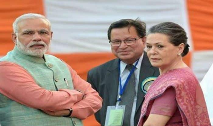 WhatsApp Snooping Row: Sonia Slams Centre, 'Who Snooped on Pranab, VK Singh?' BJP Gives Back