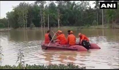 Tripura Flash Flood: Over 1,000 Families Affected; 22 NDRF Teams Deployed to Evacuate People