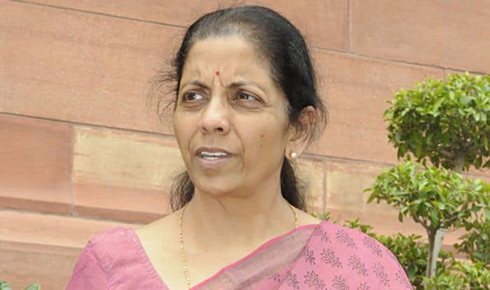 Finance Minister Nirmala Sitharaman. Photo Courtesy: Getty Images