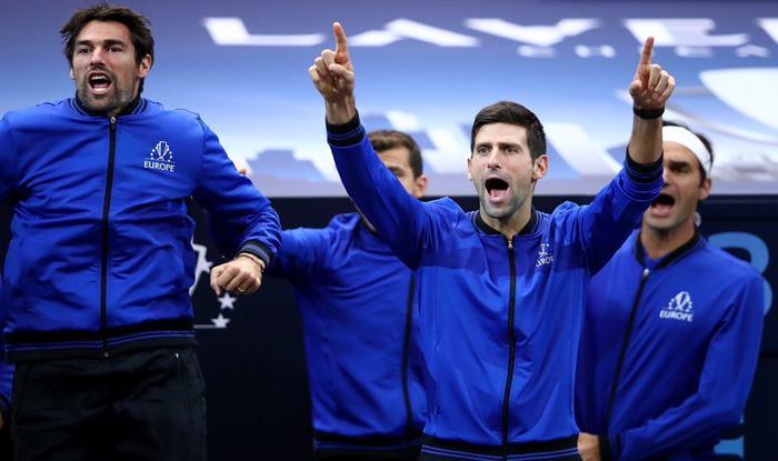 Laver Cup 2019, Laver Cup, Novak Djokovic, Rod Laver, Roger Federer, ATP Laver Cup, ATP, Tennis News