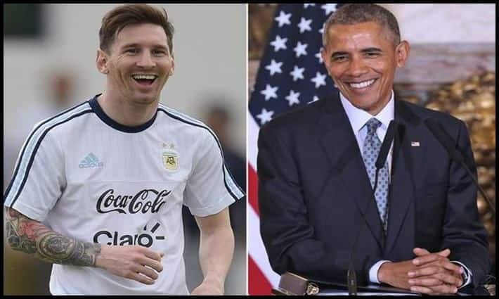 Obama advises Lionel Messi ahead of Copa America 2019