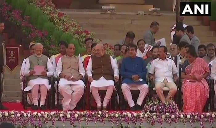 PM Modi and his ministers