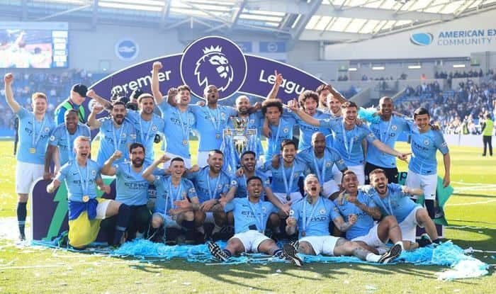Premier League champions manchester City_picture credits-Man City Twitter