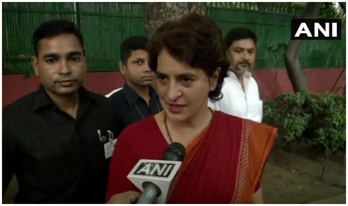 Congress Hands Over UP Reins to Priyanka: Report