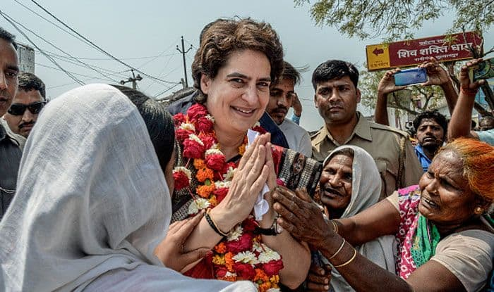 Priyanka Gandhi Vadra. Photo Courtesy: Getty Images