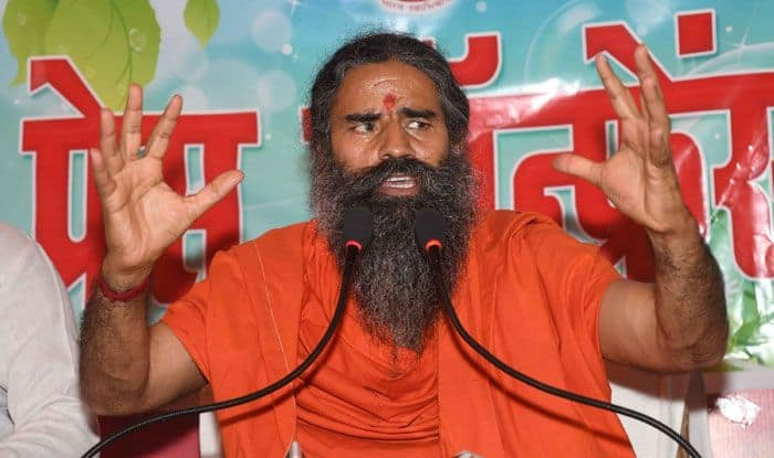 Yoga guru Ramdev. Photo Courtesy: IANS