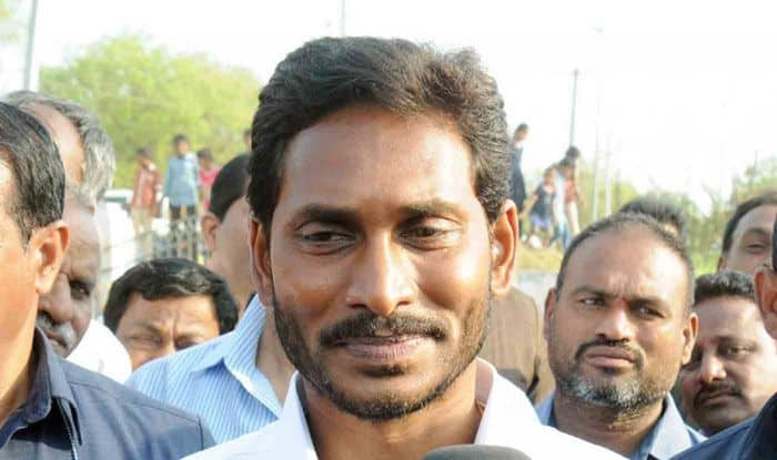 YSR Congress chief YS Jagan Mohan Reddy. Photo Courtesy: IANS