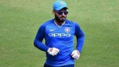 ICC Approves Pant as Replacement of Injured Dhawan in India's WC Squad