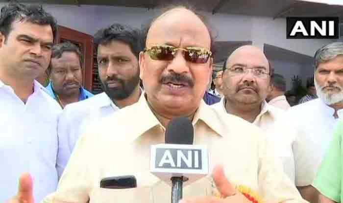 Karnataka Congress Leader Roshan Baig Suspended For 'Anti-Party' Activities