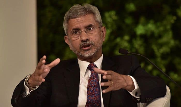 External Affairs minister S Jaishankar. Photo Courtesy: Getty Images