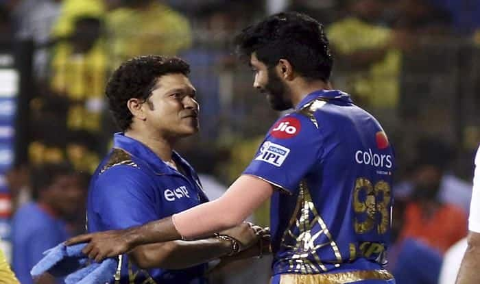 Sachin Tendulkar, Jasprit Bumrah, Mumbai Indians, IPL 2019, Latest Cricket News, Chennai Super Kings, Tendulkar on Bumrah, Bumrah, Chennai Super Kings, MI vs CSK, World's Best Bowler