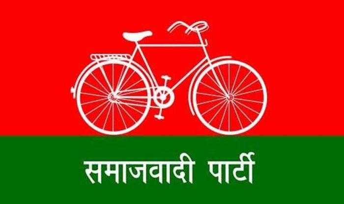 Samajwadi Party symbol. Photo Courtesy: IANS
