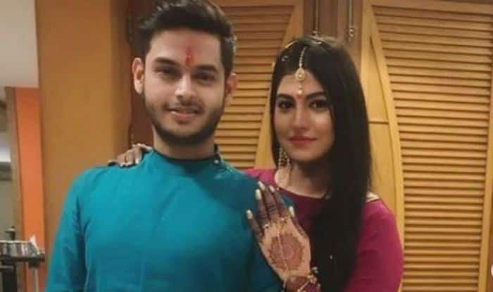 Siddharth Sagar and Subuhi Joshi