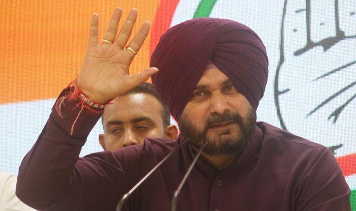 Punjab Cabinet Minister Navjot Singh Sidhu