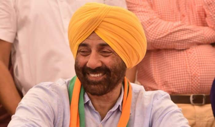 BJP candidate Sunny Deol. Photo Courtesy: IANS
