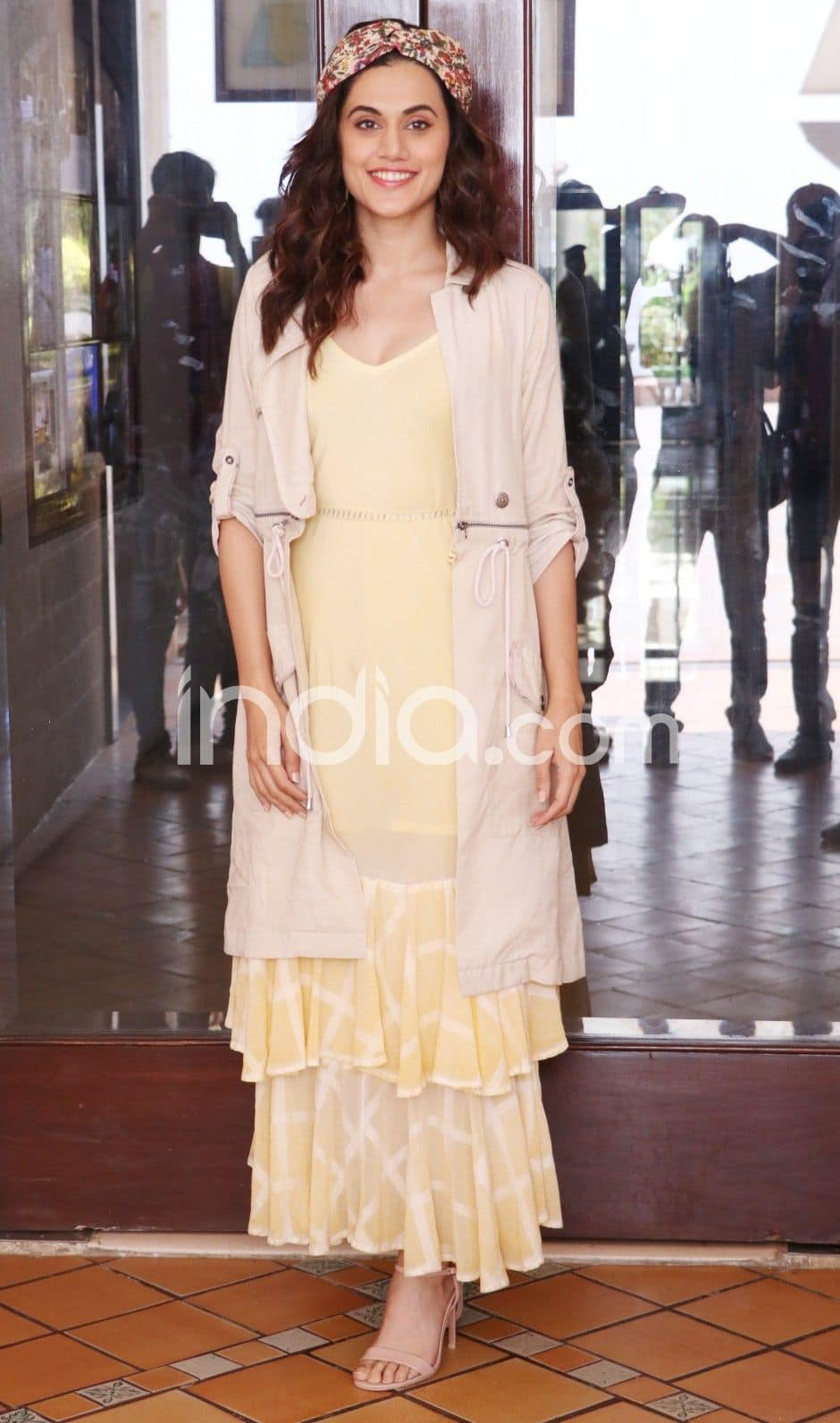 Taapsee Pannu promotes Game Over