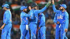 विश्व कप 2019 के लिए रवाना होगी टीम इंडिया, पाकिस्तान से 16 जून को होगा मुकाबला