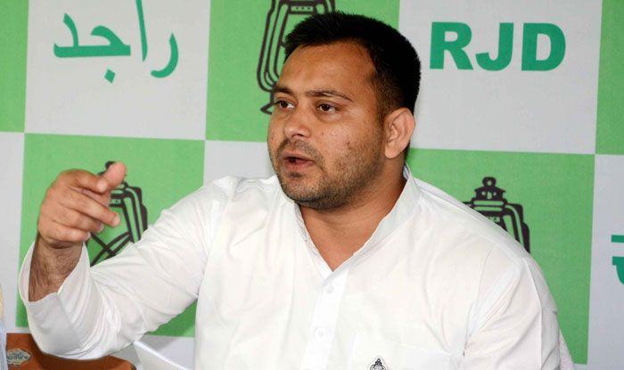 RJD leader Tejashwi Yadav. Photo Courtesy: IANS