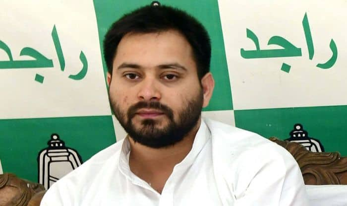RJD leader Tejashwi Yadav. Photo Courtesy: IANS
