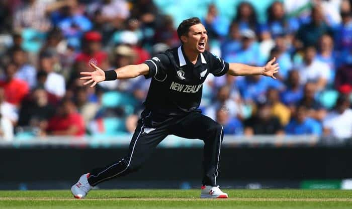 Trent Boult, Trent Boult World Cup 2019, Boult World Cup Loss, ICC Cricket World Cup 2019, England vs New Zealand, ENG vs NZ World Cup, Lord's Ground, Ben Stokes, Trent Boult Catch, Super Over World Cup, NZ Pacer Boult World Cup