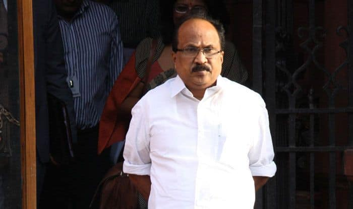 Senior Congress leader M Veerappa Moily. Photo Courtesy: IANS