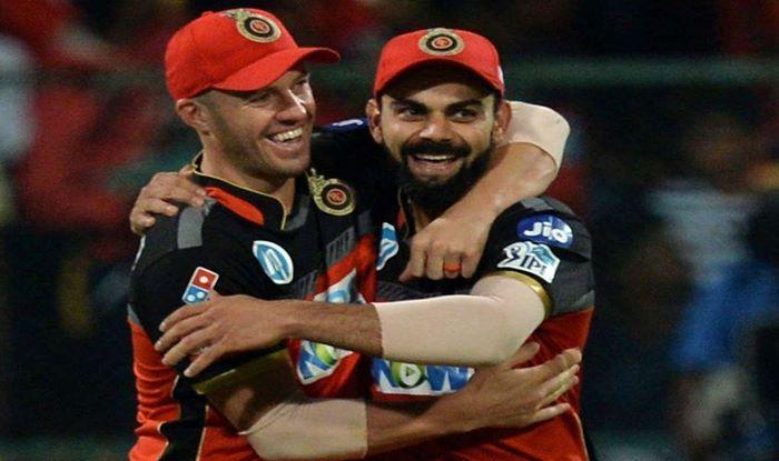 Virat Kohli and Ab de Villiers_Picture -Twitter