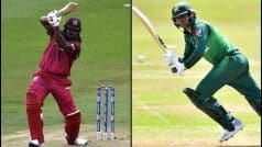 Cricket World Cup 2019: Pakistan Bid to Address Contrasting Fortunes Against West Indies in Their Opening Clash